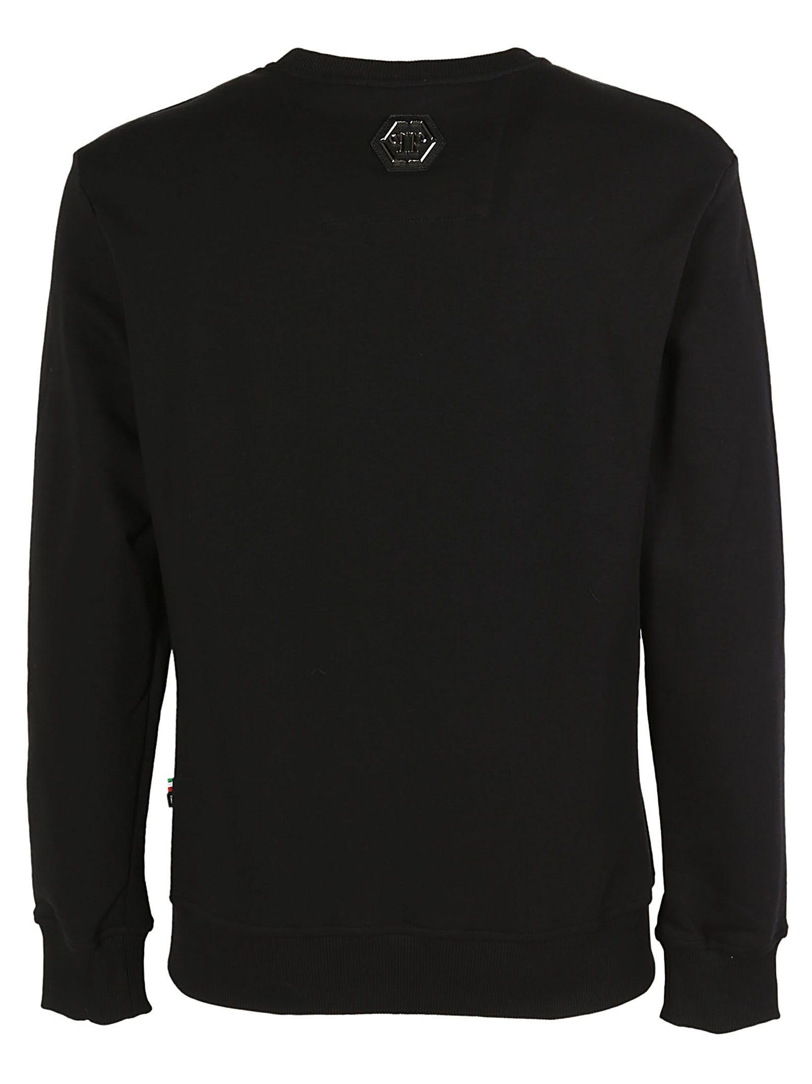 Philipp Plein Ls Bullet Sweatshirt Philipp Plein Ls Bullet Sweatshirt ...