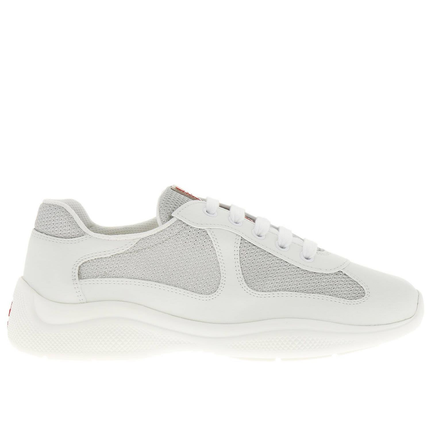 496984191498 Prada Sneakers Shoes Women In White