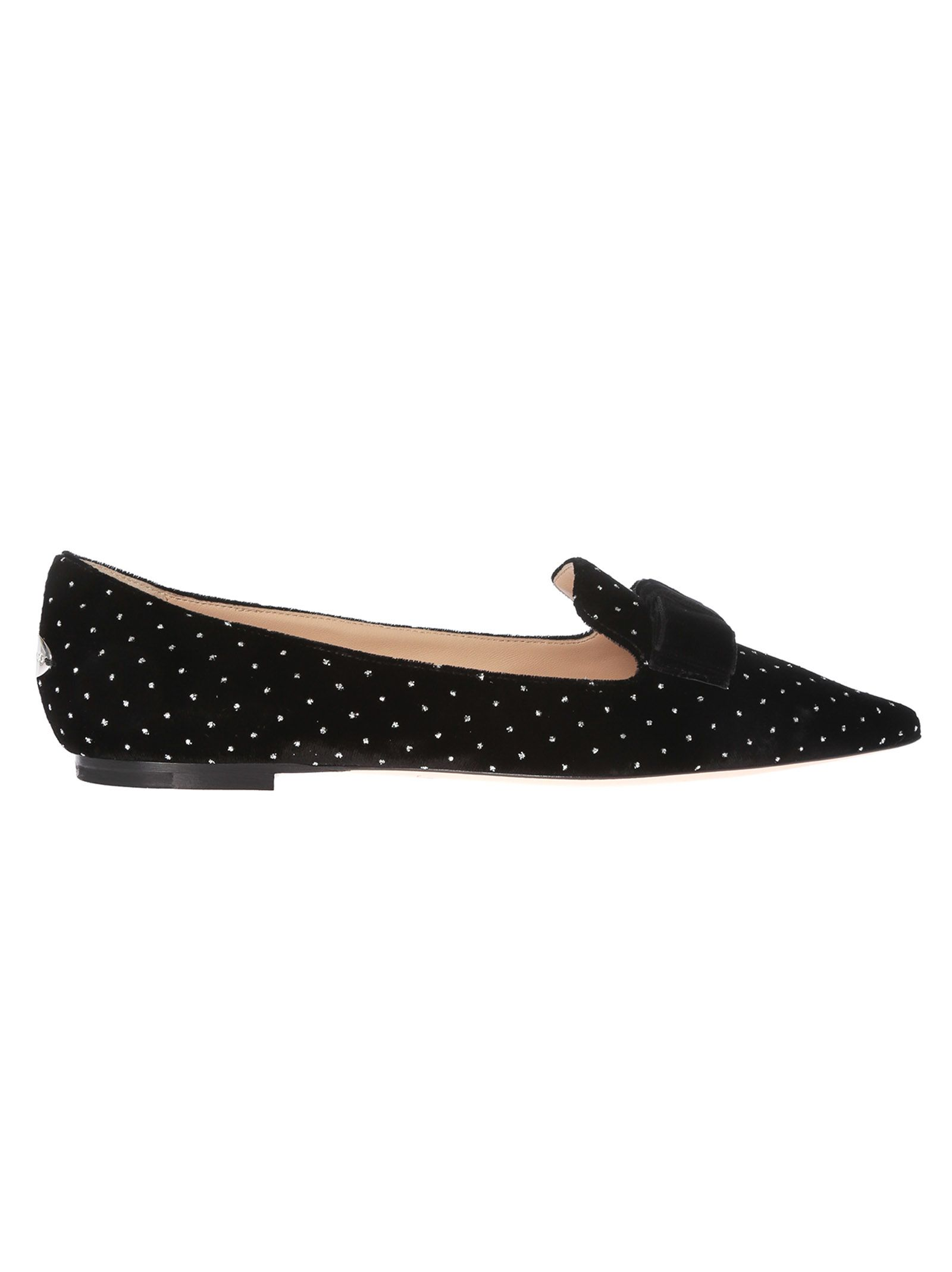 GALA STUDDED EMBELLISHED SLIPPERS