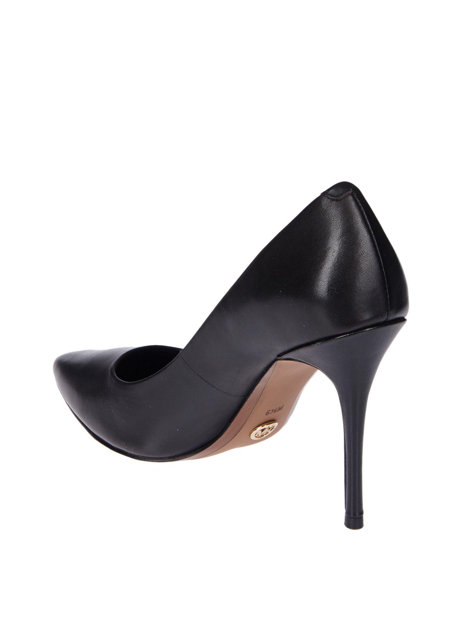 MICHAEL rJI4TGAHKS TIEGAN - High heels - black pPYYxgQ