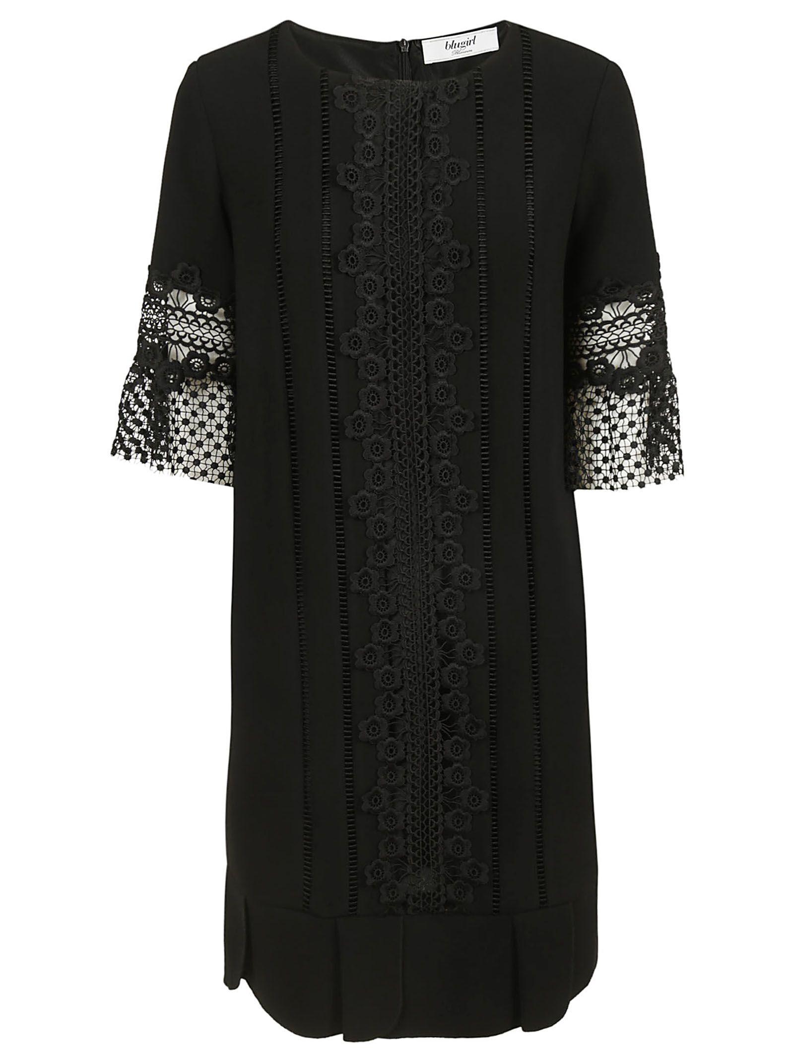 Blugirl EMBROIDERED DRESS