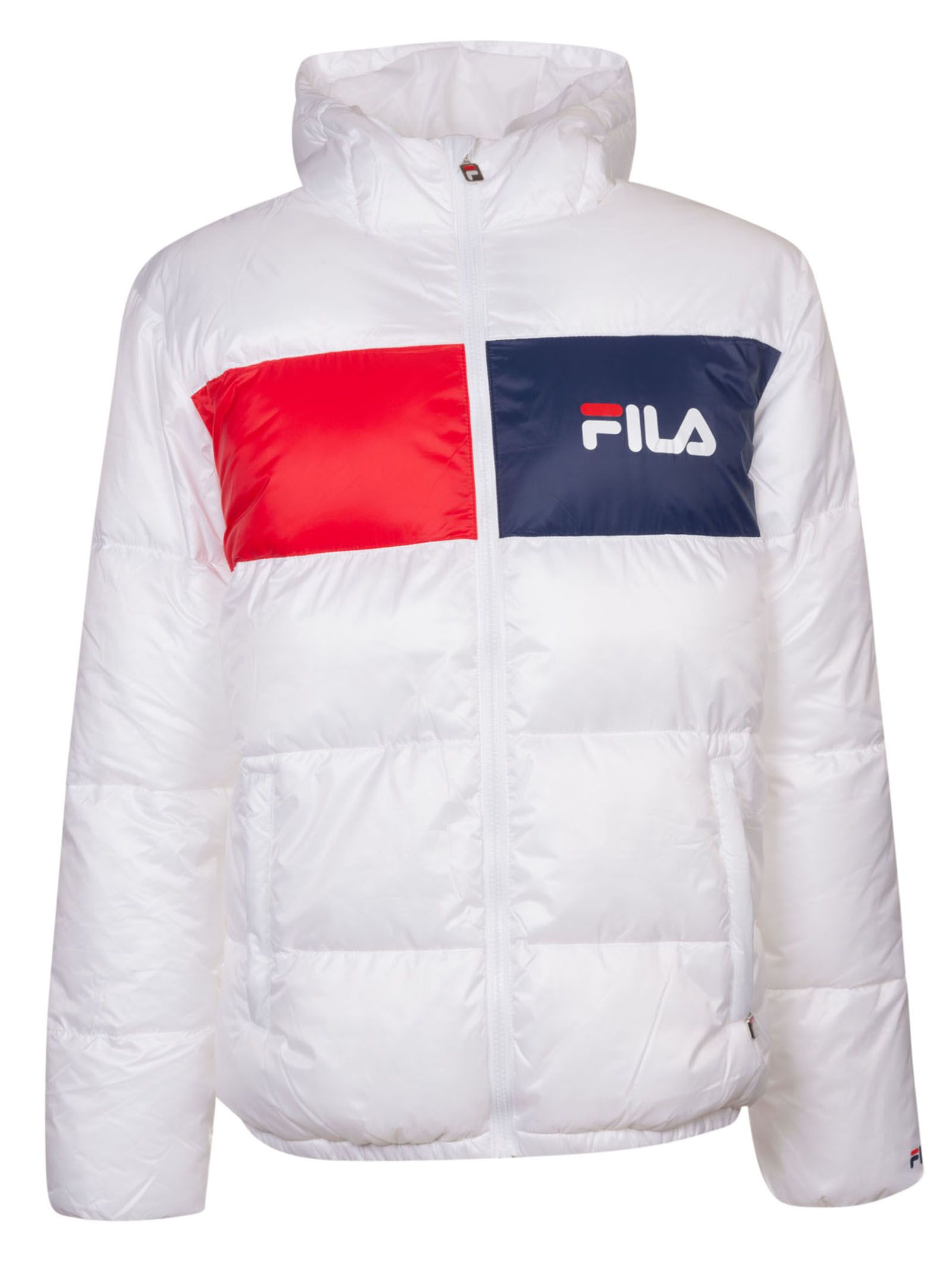 fila -  Hooded Puffer Jacket
