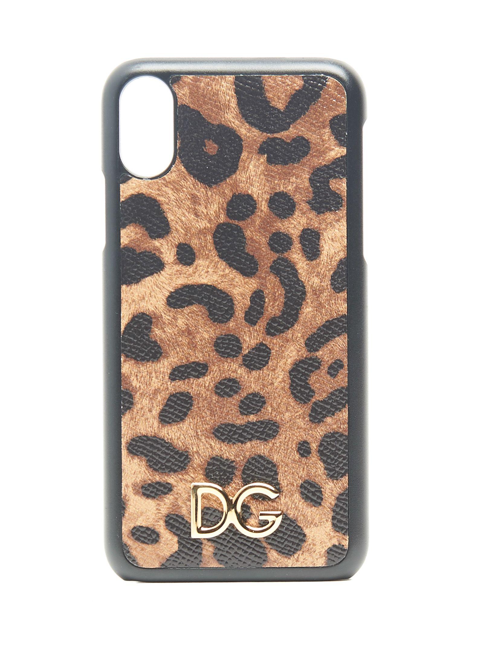 DOLCE & GABBANA IPHONE X CASE
