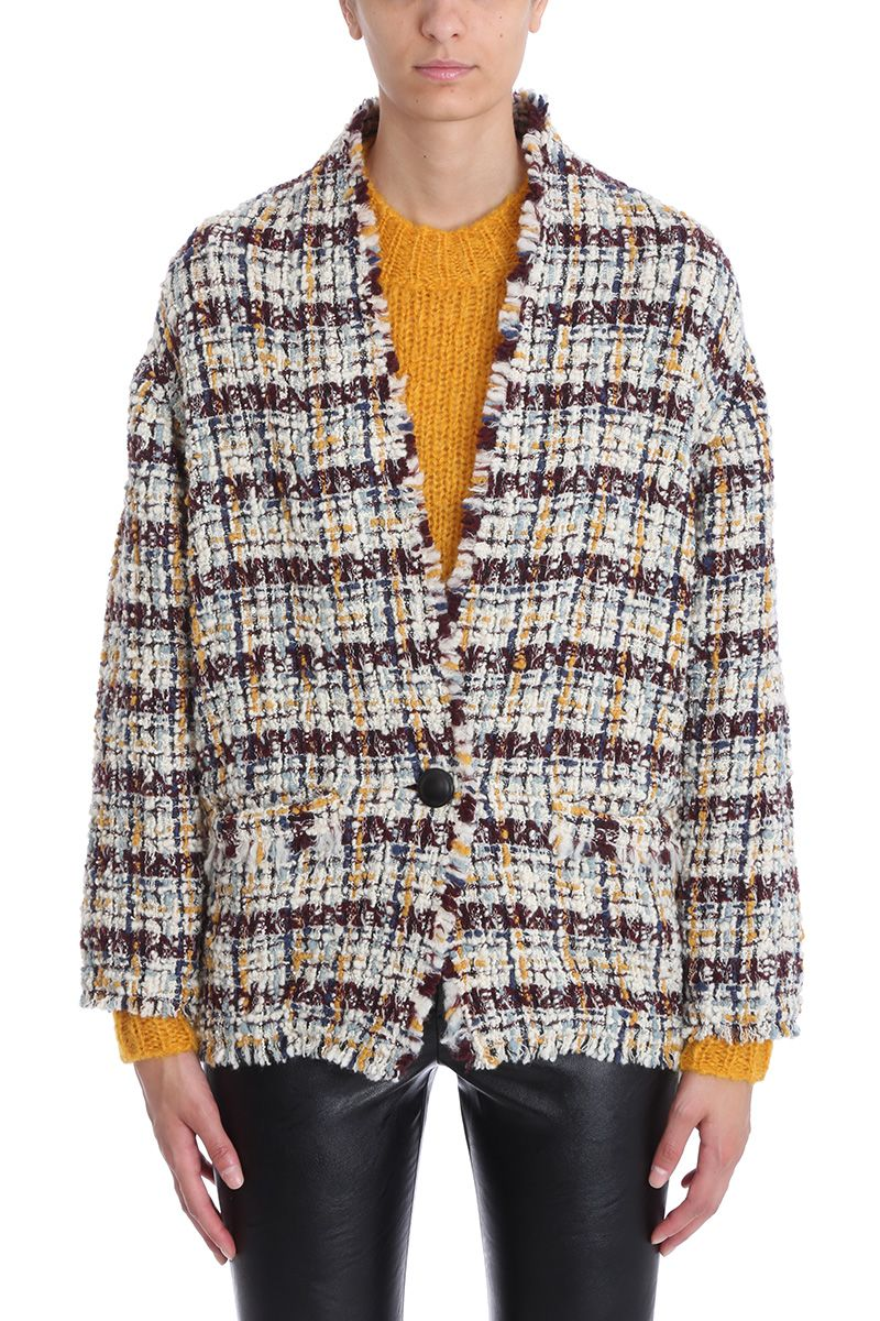 ILIANA TWEED JACKET