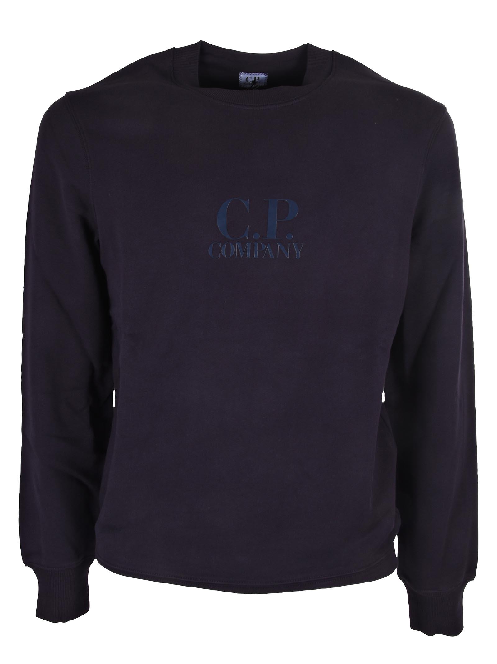 C.p. Company Sweatshirts CP COMPANY LOGO SWEATSHIRT
