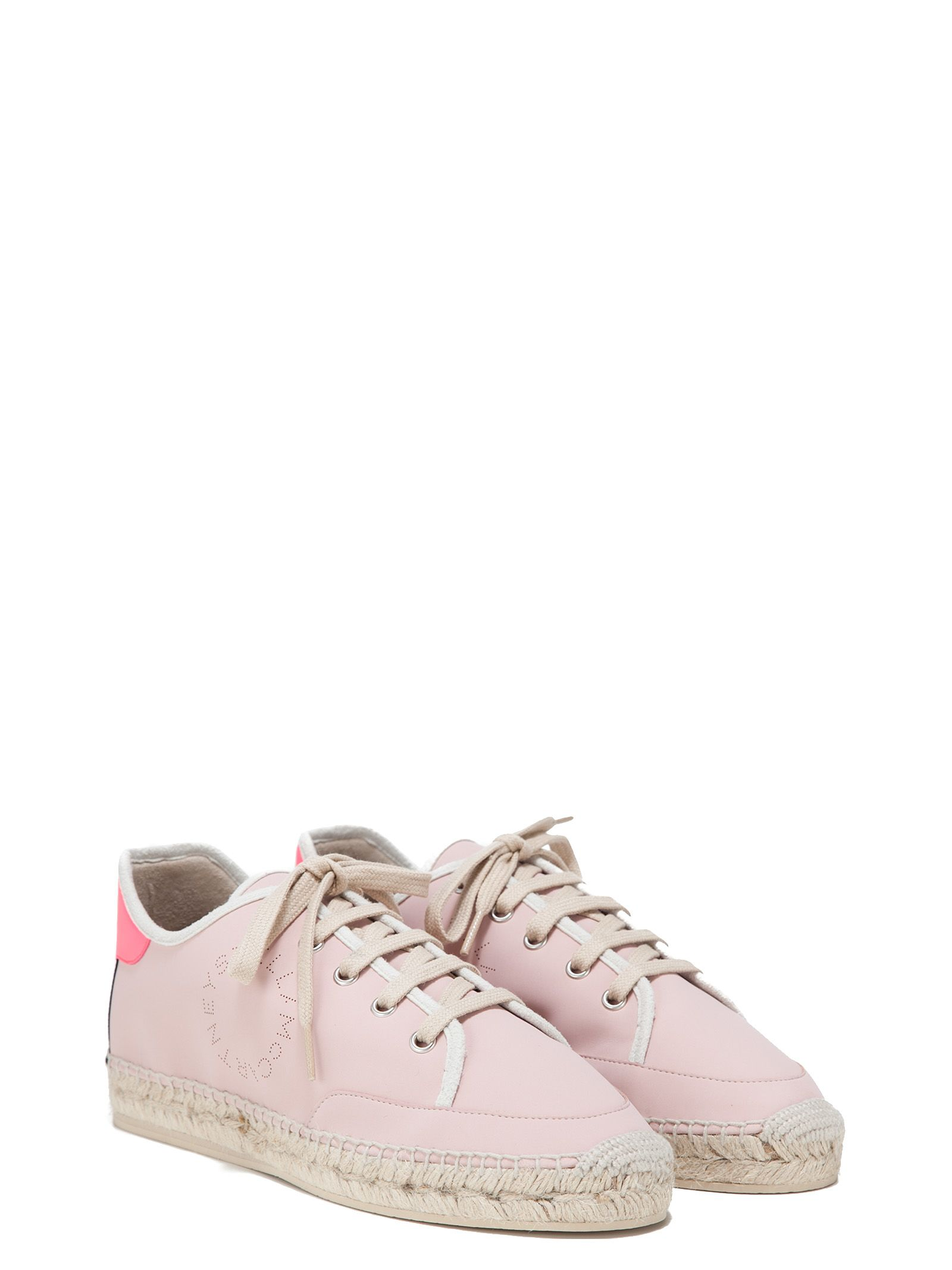 Stella Mccartney Baskets Espadrilles - Rose Et Violet hDLql4BJP9