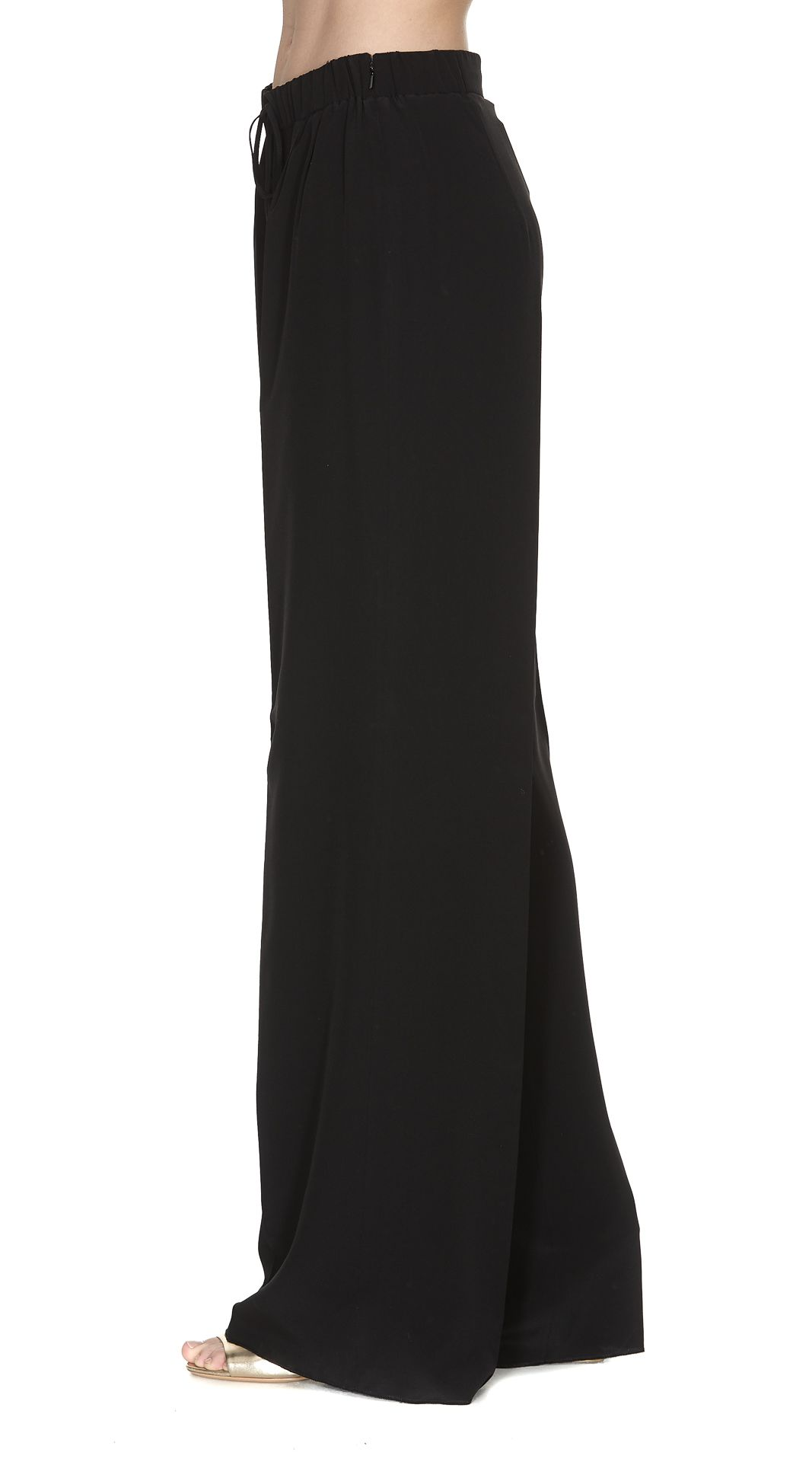 Black Tremiti trousers Max Mara MPK1eYV