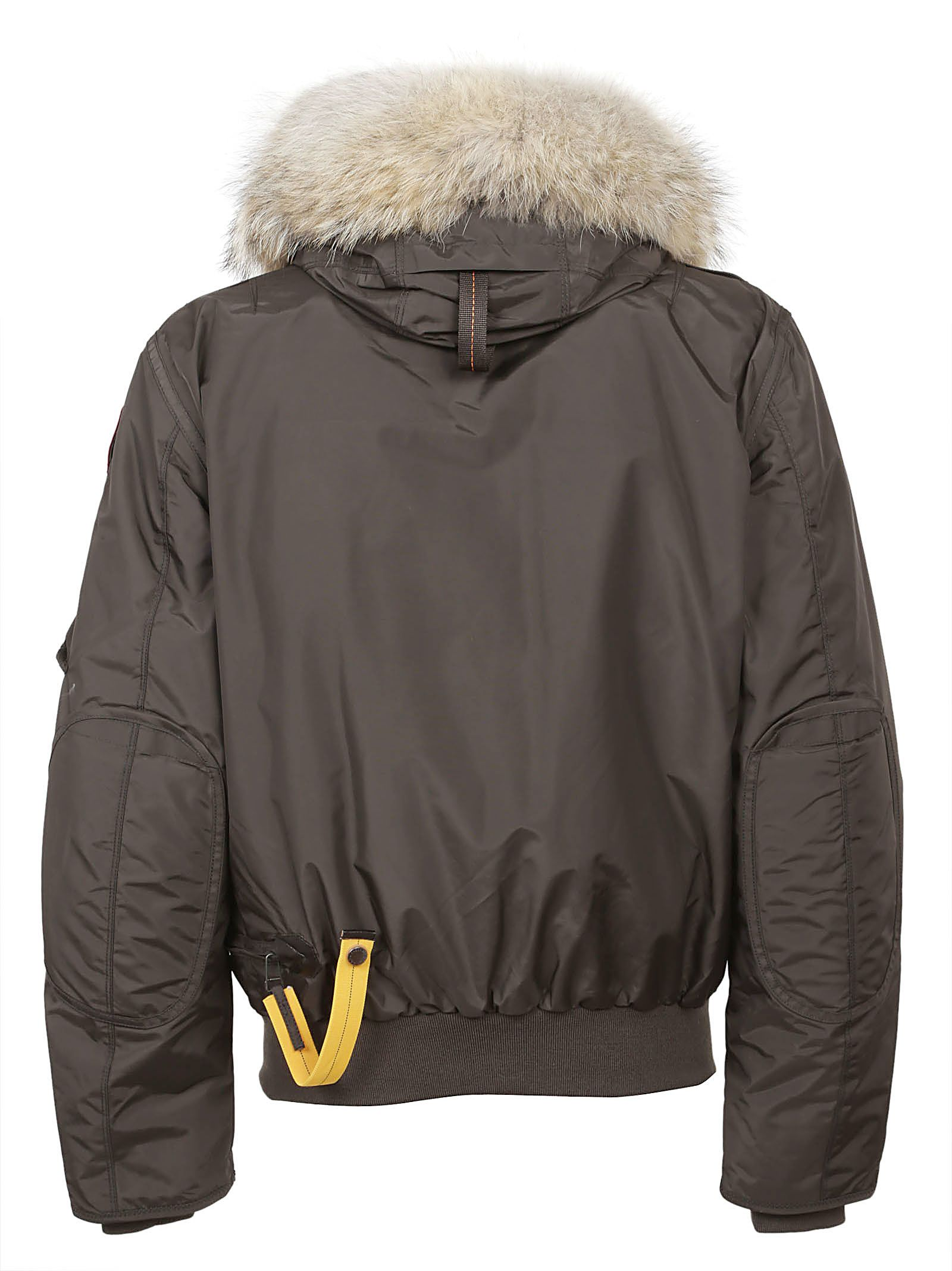 Parajumpers Hooded Padded Jacket Parajumpers Hooded Padded Jacket