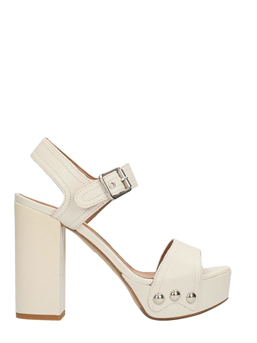 JULIE DEE Sandals White Women