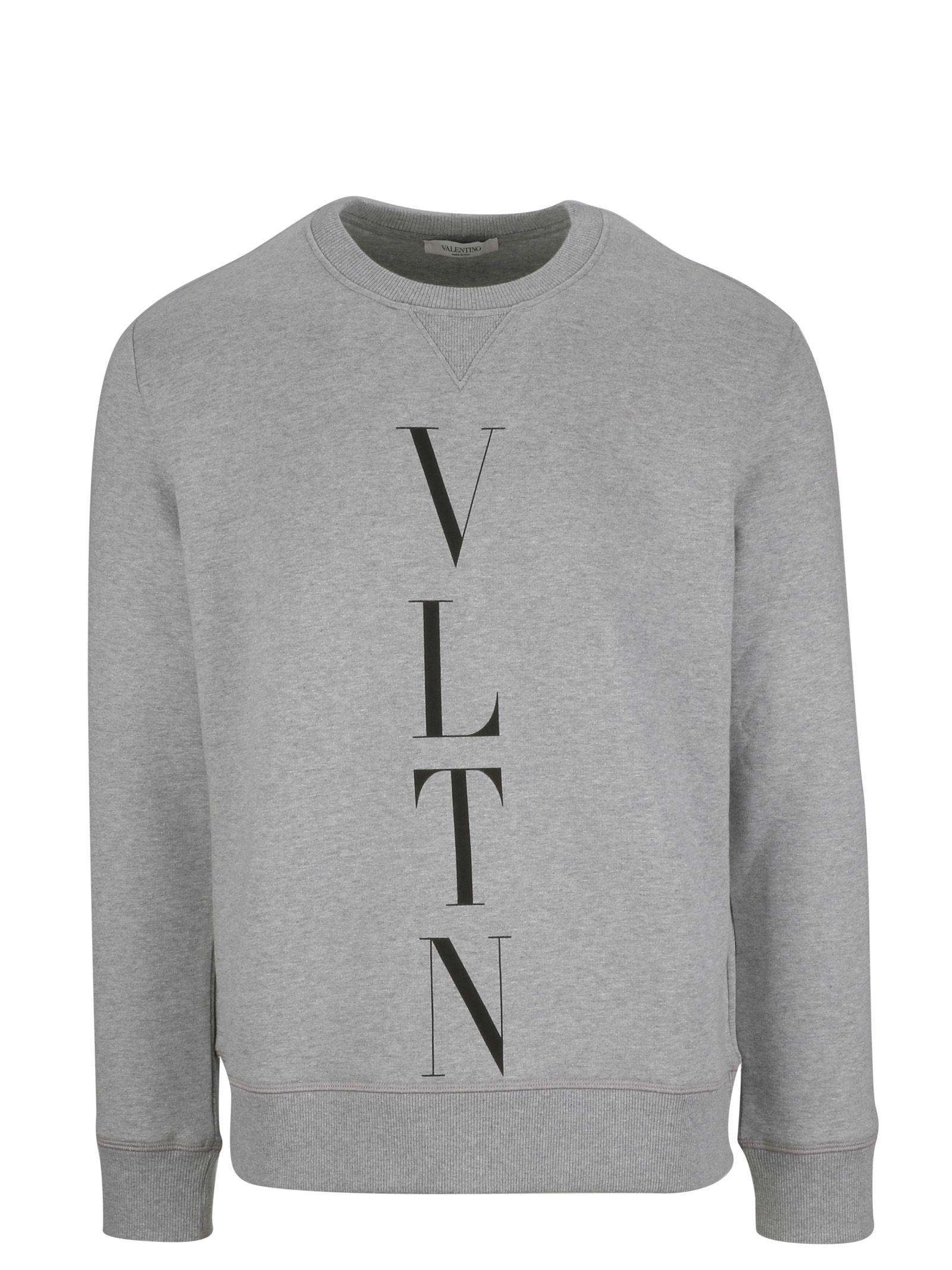 Valentino Intarsia Sweatshirt