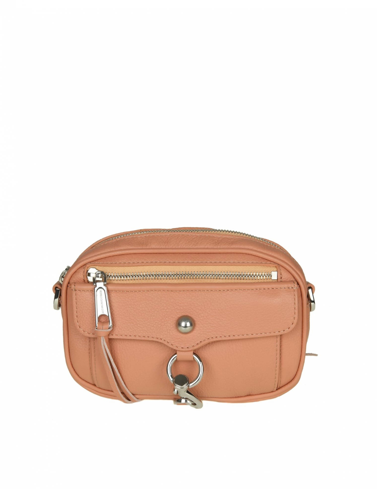 173be5e8137a0 REBECCA MINKOFF BLYTHE XBODY BAG IN COLOR FISHING LEATHER