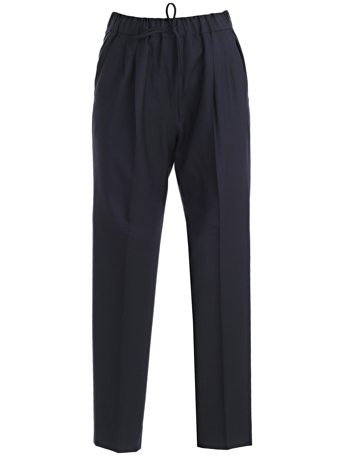 DRAWSTRING TROUSERS from Italist.com