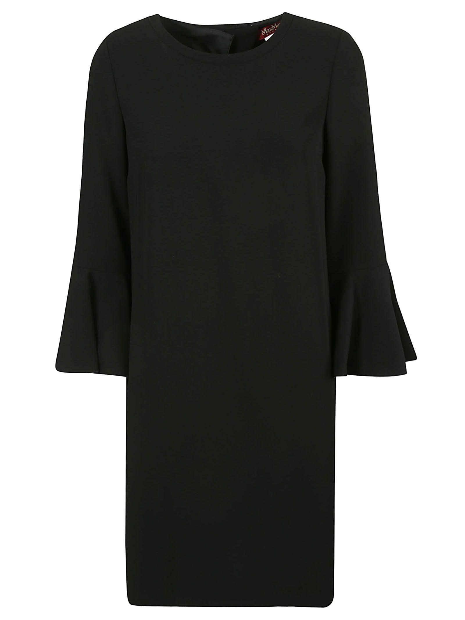 Max Mara Studio Ruffled Dress