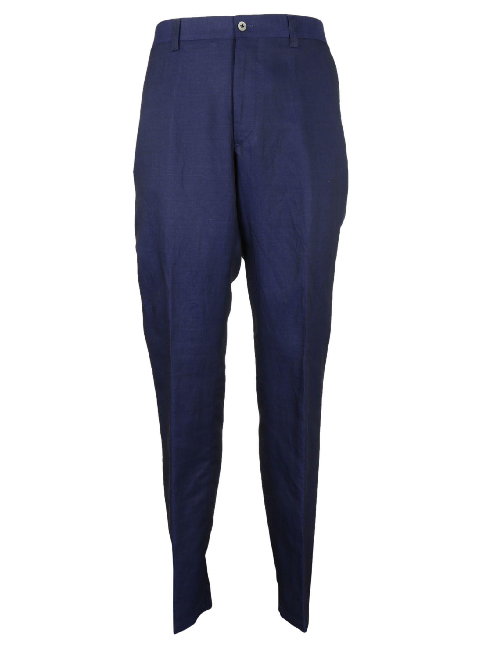 straight leg trousers - Blue Corneliani hD6R88gjW