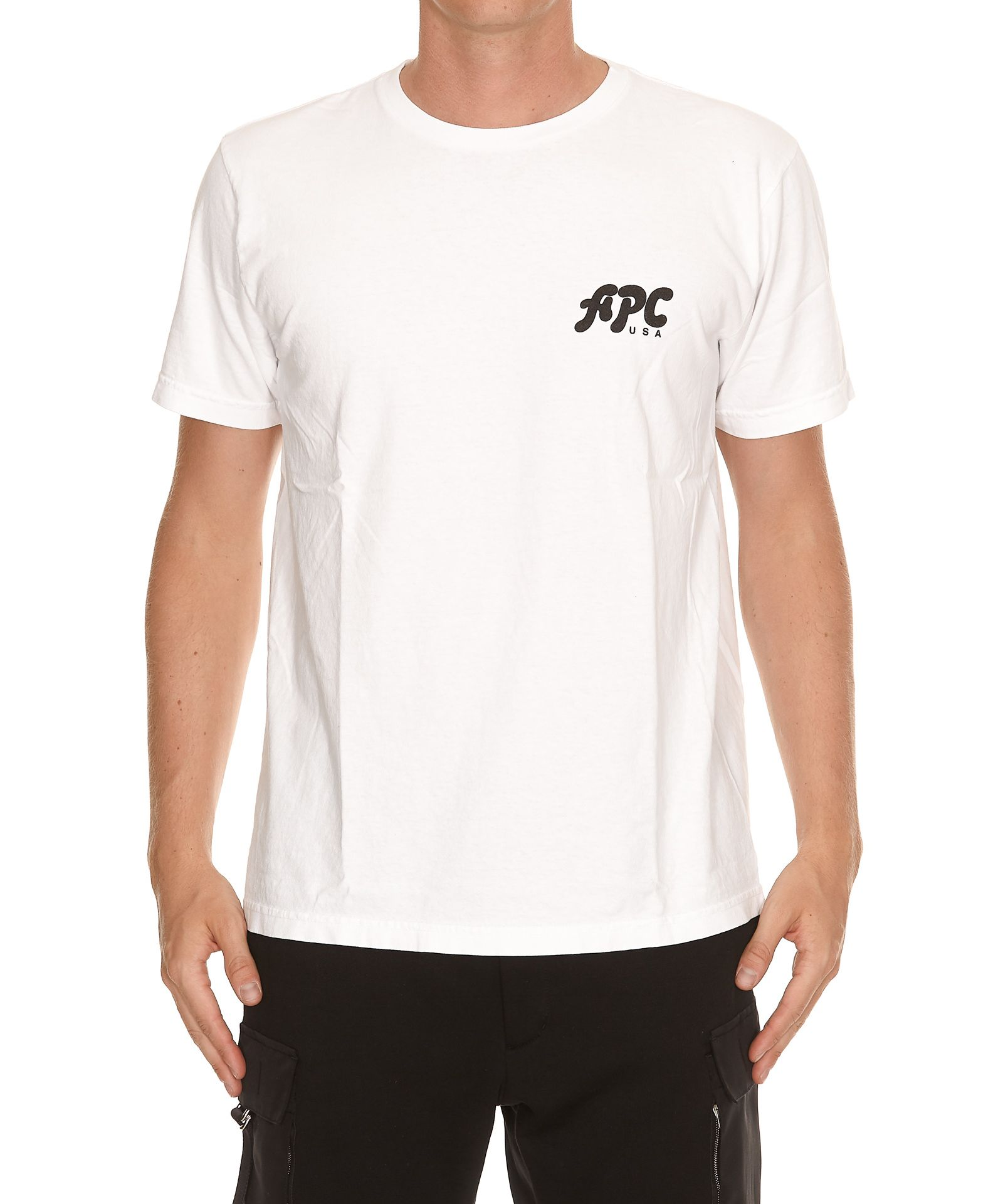 A.p.c. Tops A.P.C. RICHIE T-SHIRT