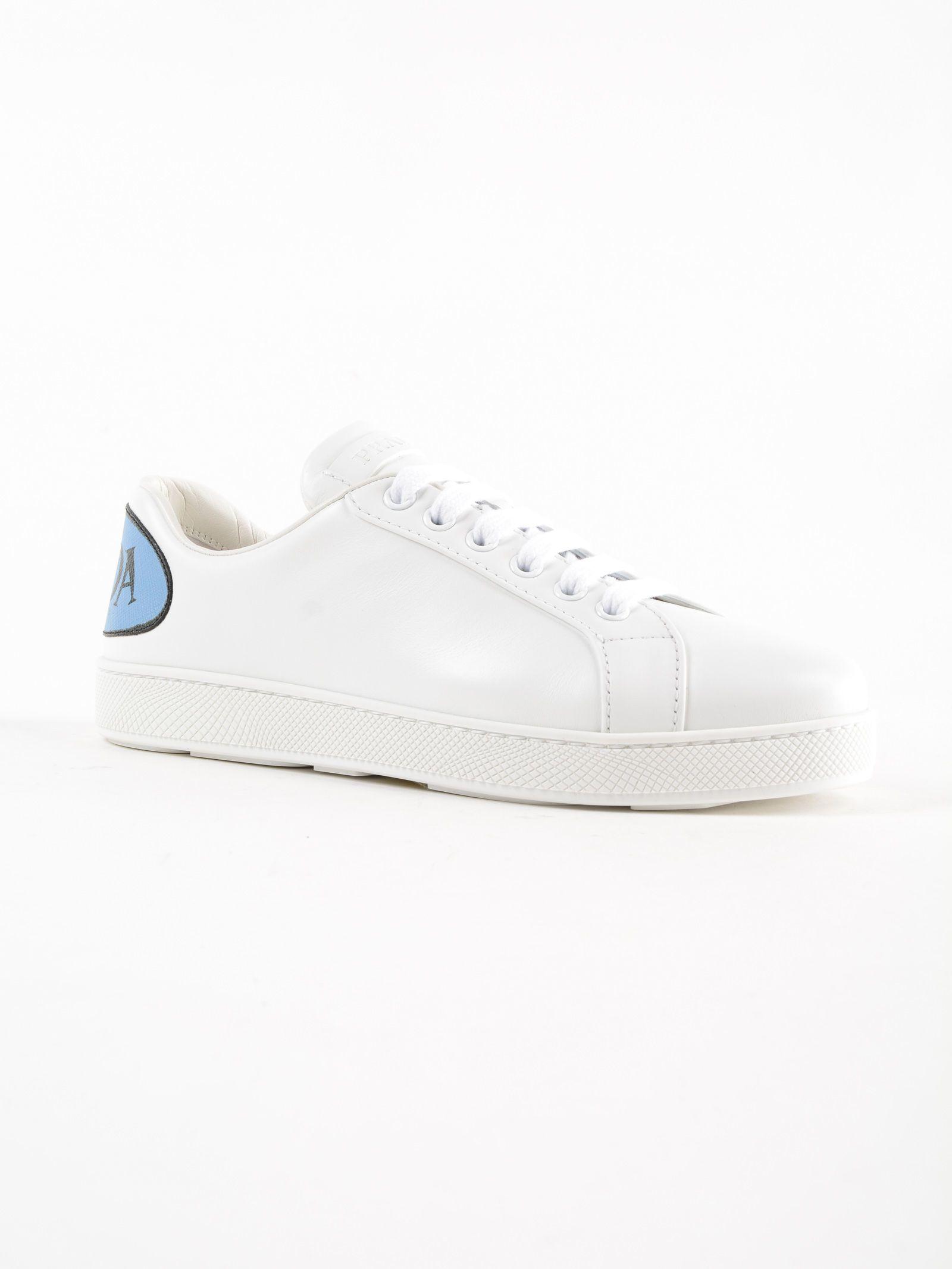 Sneakers - Speech Bubble Sneakers Mare - white - Sneakers for ladies Prada dbstm7d