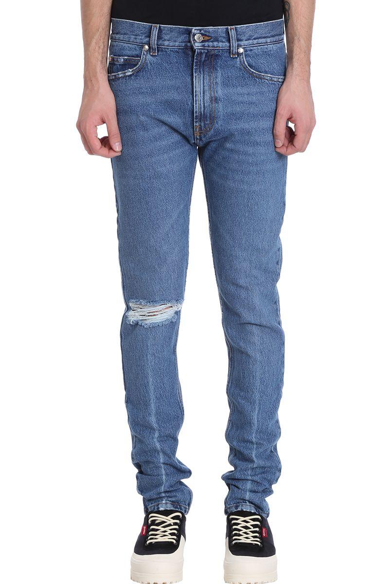 DANILO PAURA Blue Denim Jeans