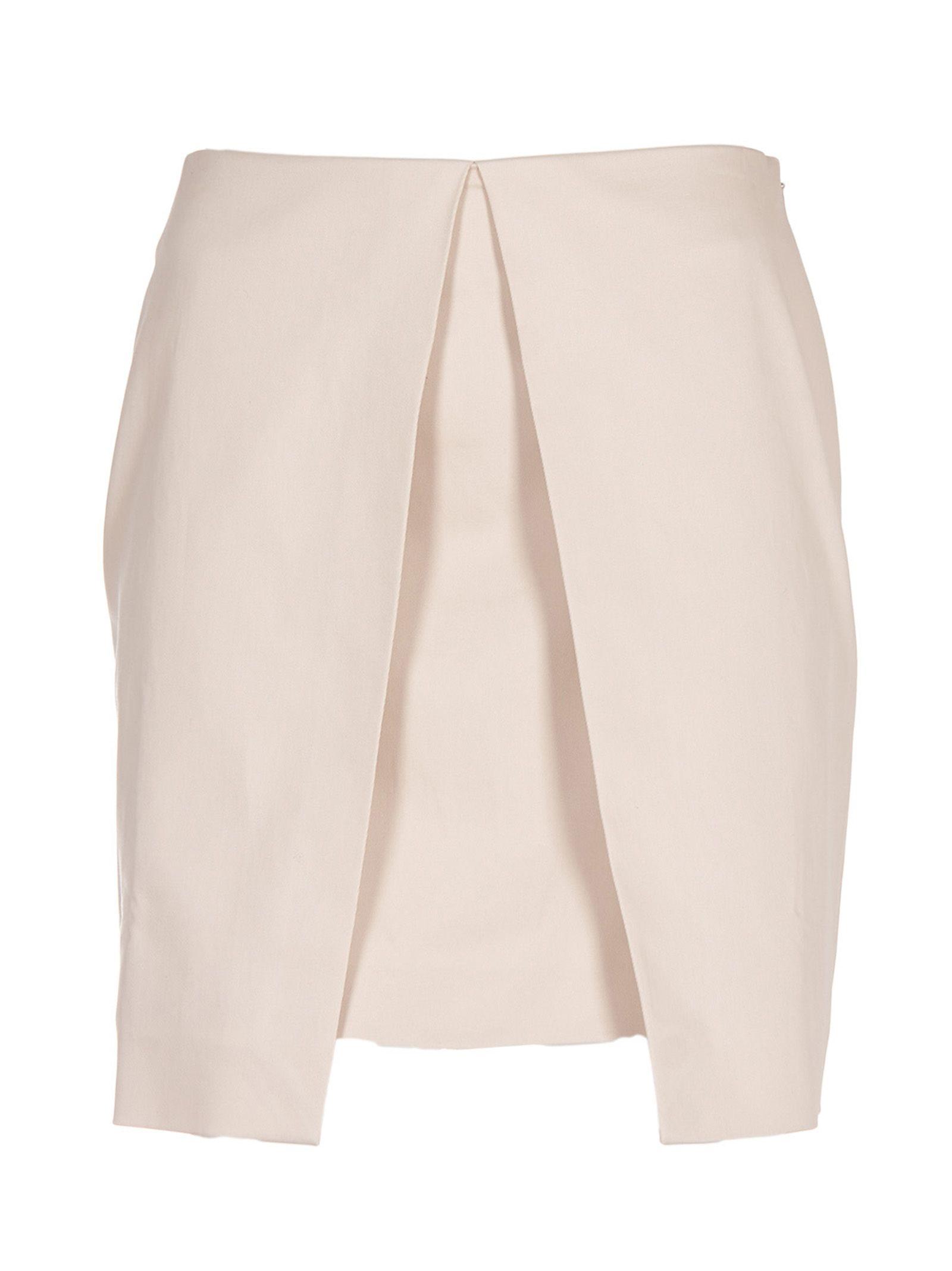 aalto female aalto mini layered skirt