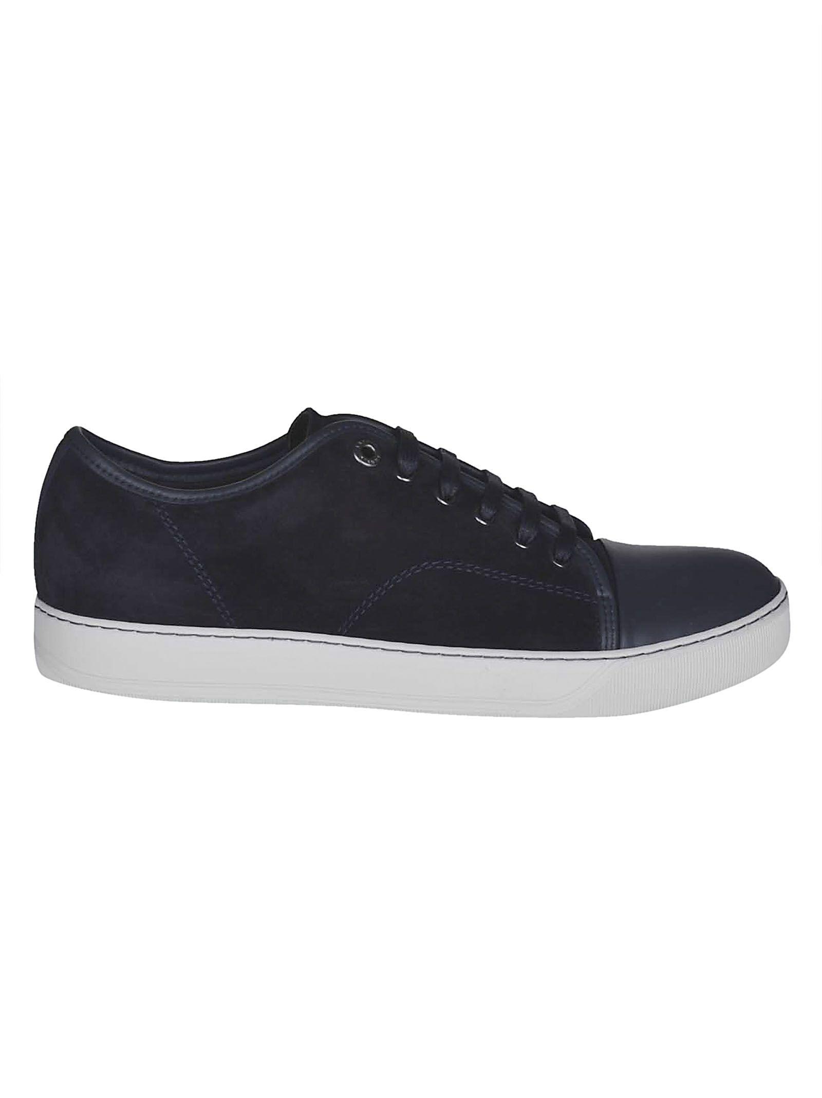 Lanvin Contrast Toe Sneakers