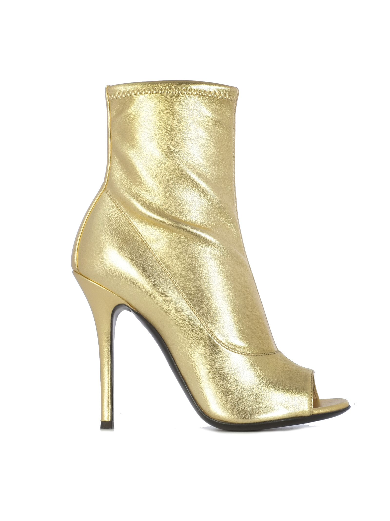 Design Tisha Ankle Boots in Cgold