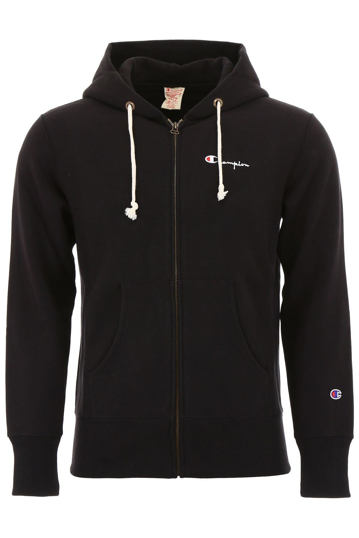 CHAMPION HOODIE WITH FULL ZIP