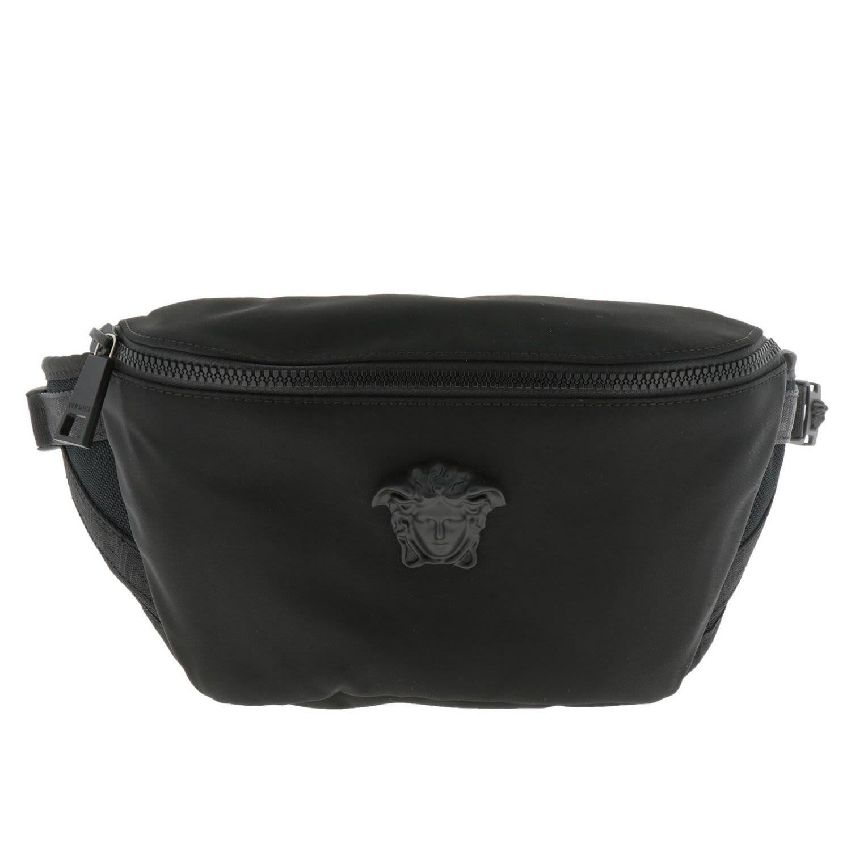 fa804707acb ... the latest a2eb7 87cbe Versace bags men in black modesens jpg 1500x1500  Black versace bag ...