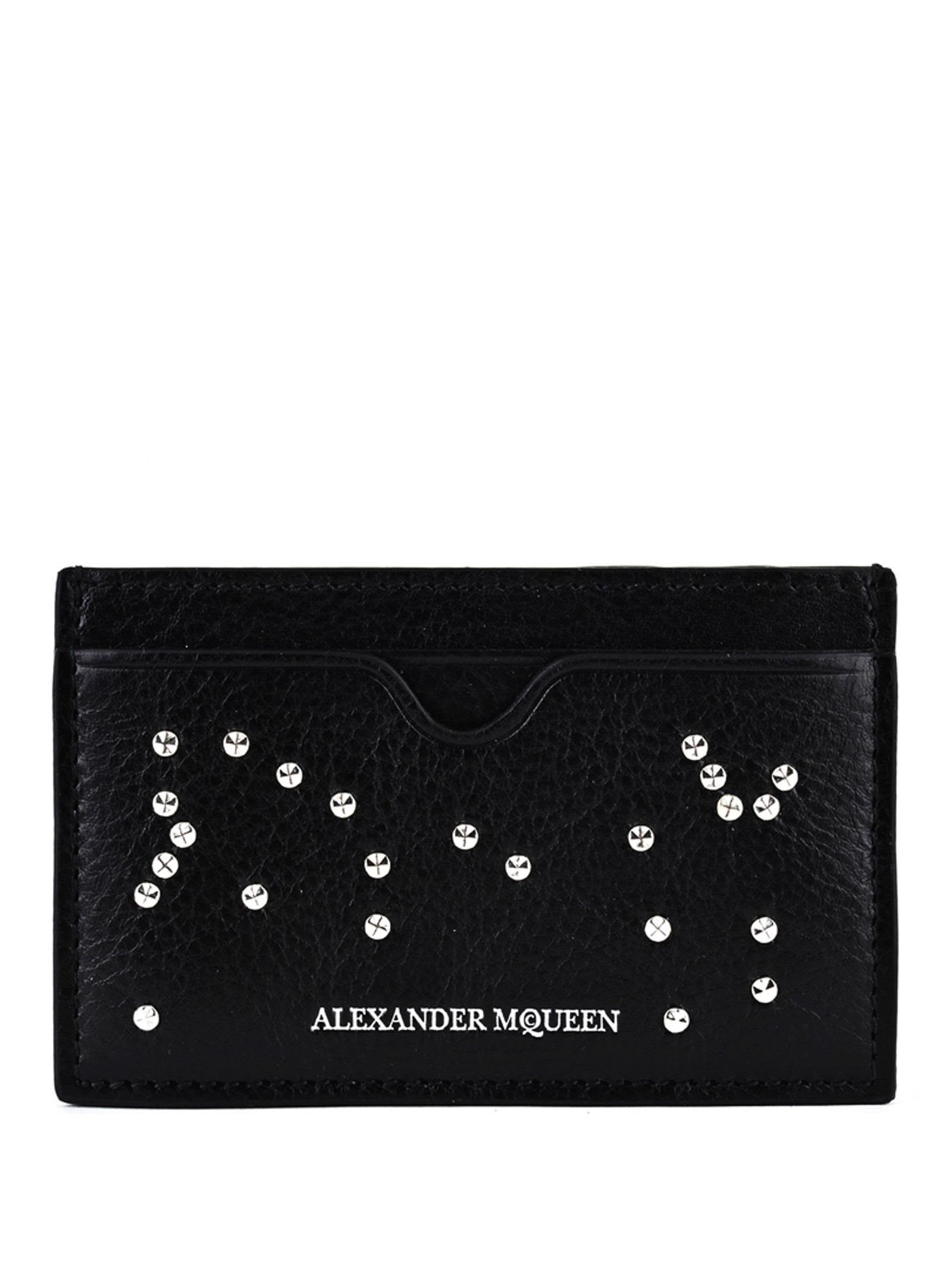 Alexander McQueen Card Slots