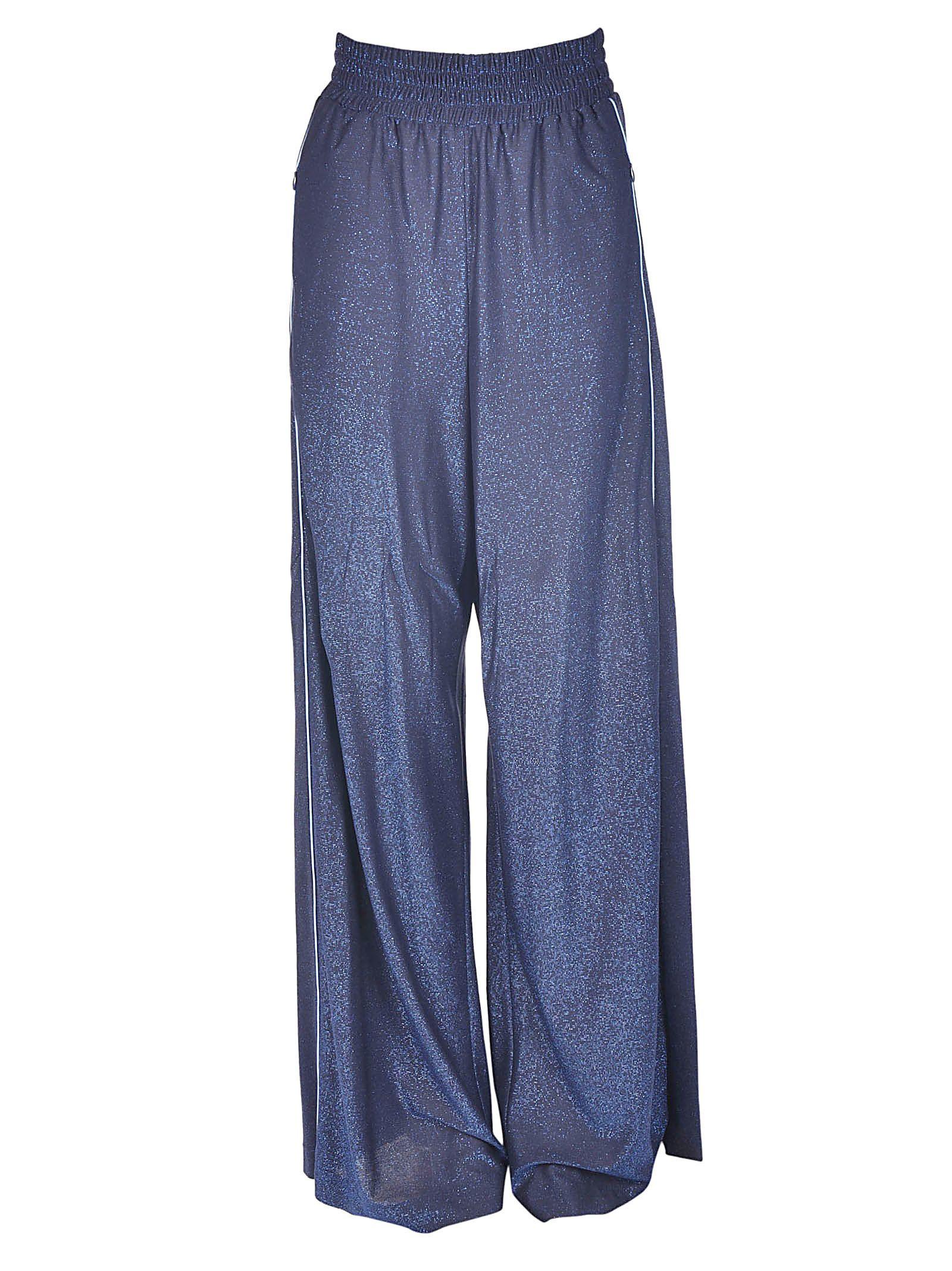 Pants for Women On Sale, navy, Viscose, 2017, 10 6 8 Golden Goose