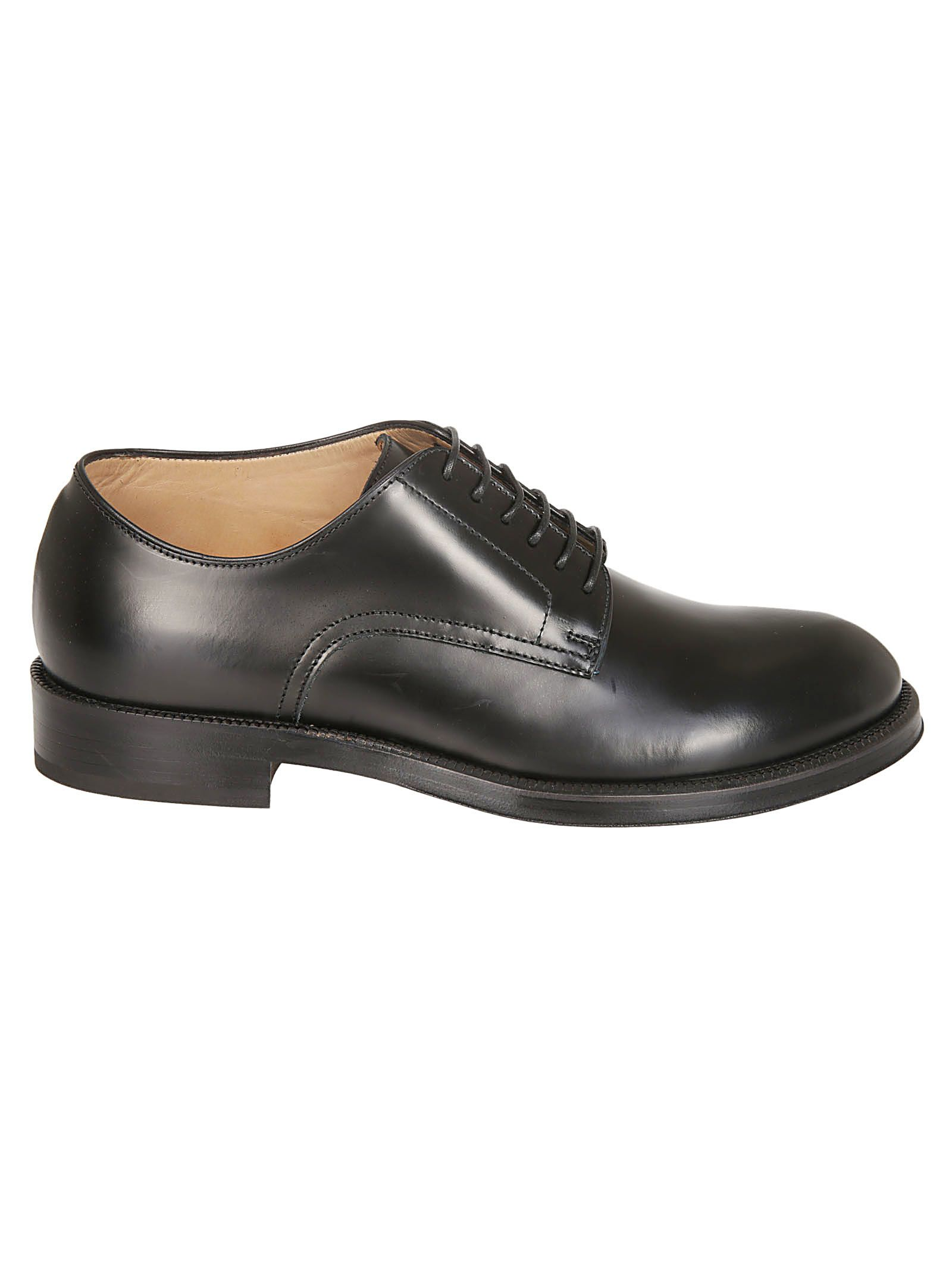SEBOY'S Classic Oxford Shoes in Black