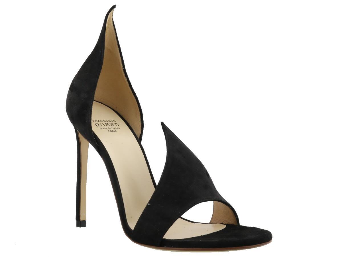 Francesco Russo Flame Pump Sandals High-Quality Cheap wTbYOvG0Dr