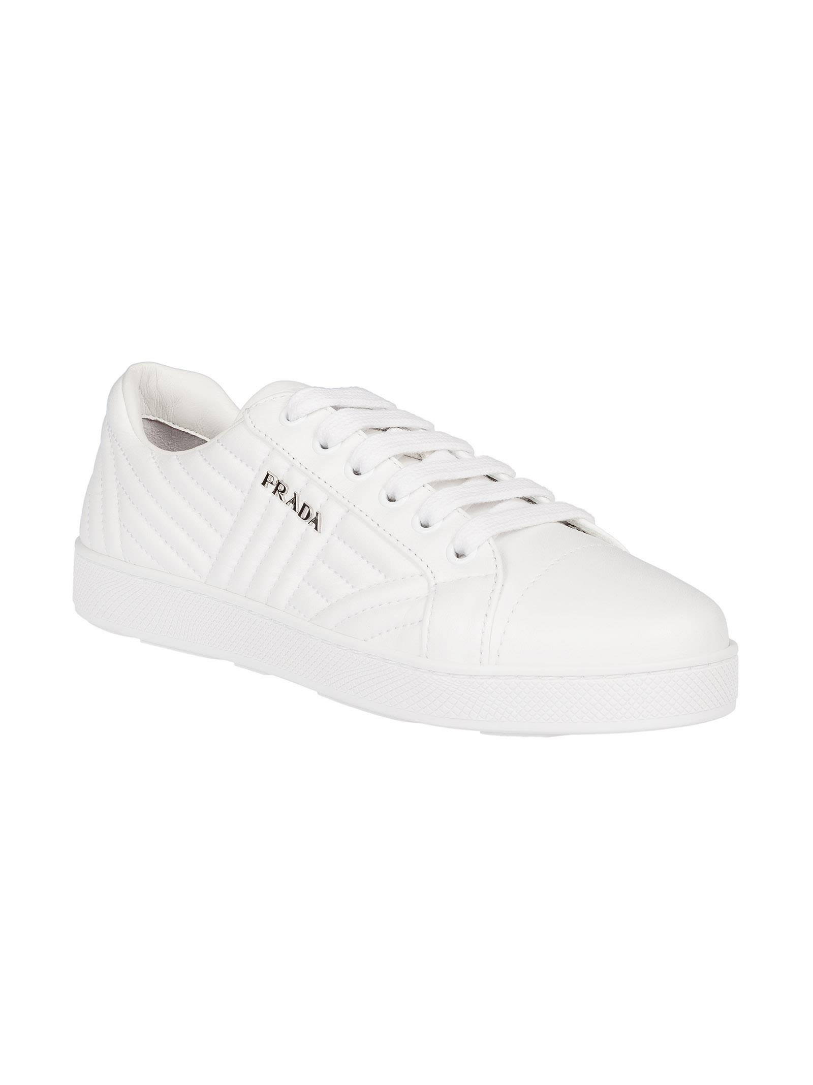 Prada Quilted Lace-up Shoes For Nice JJPoiqZxB