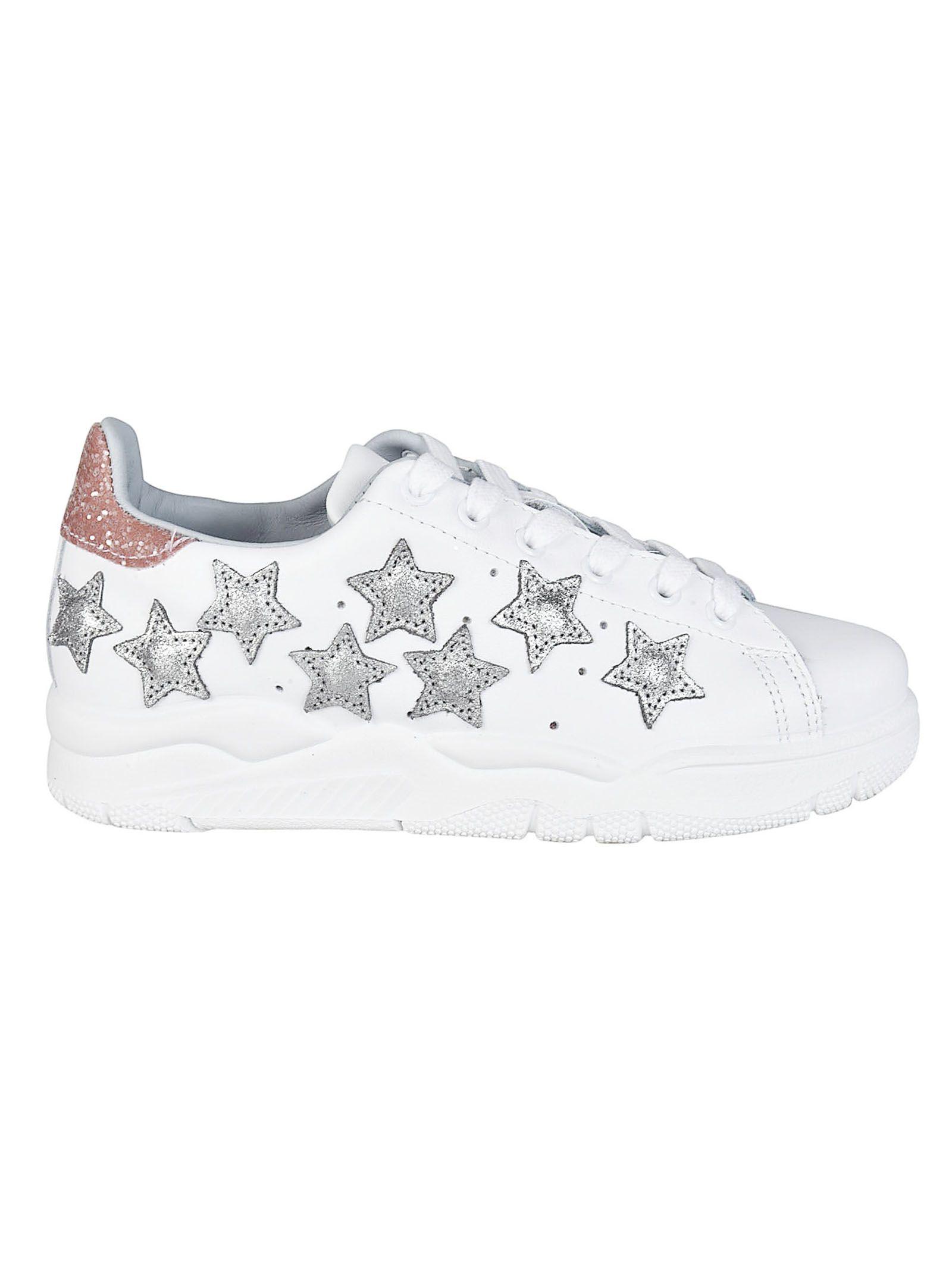 Chiara Ferragni Embellished Roger Sneakers 10161760