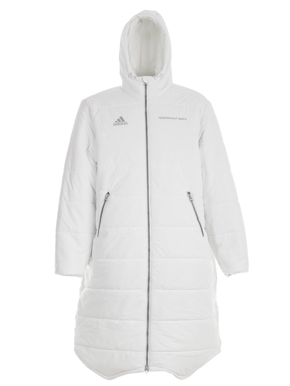 GOSHA RUBCHINSKIY Oversized Puffer Coat - White Size M
