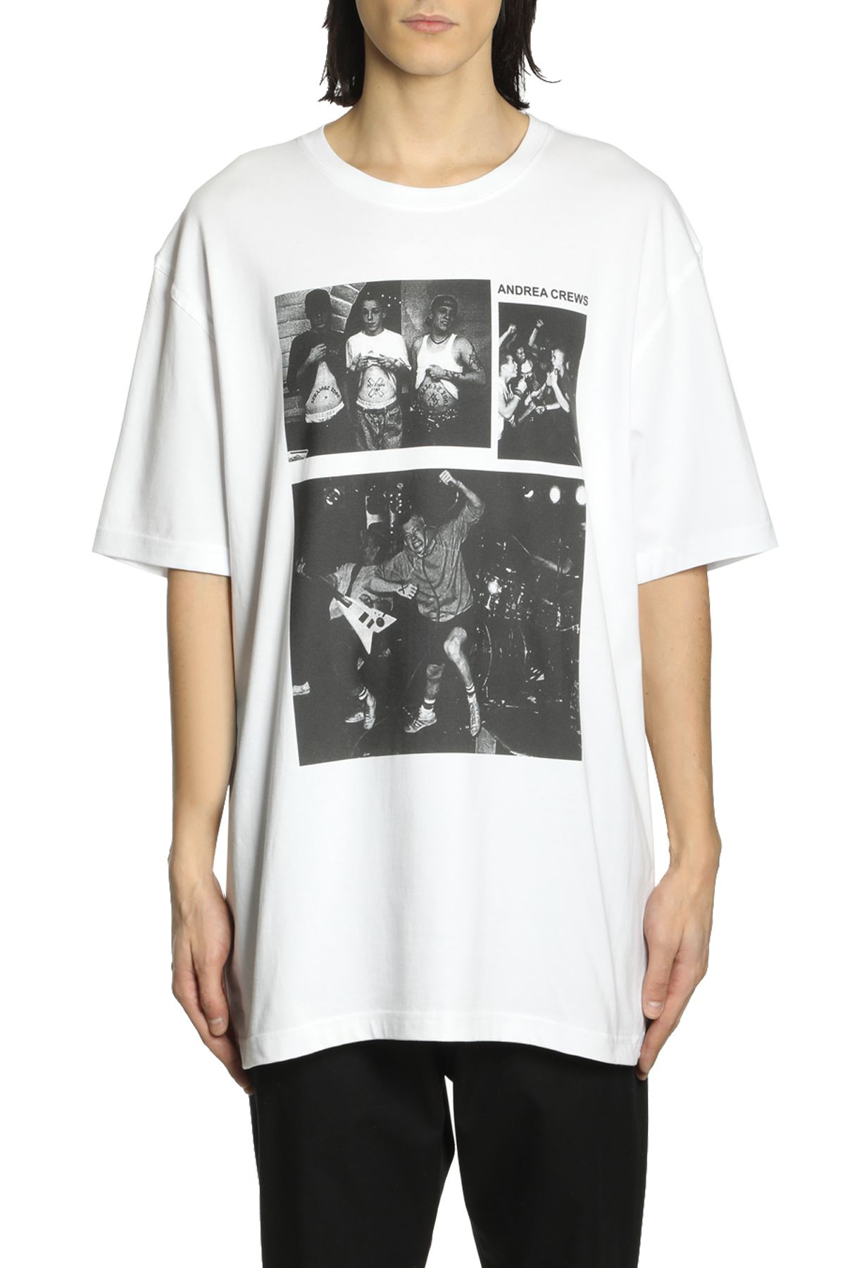 TOPWEAR - T-shirts Andrea Crews Buy Cheap 100% Original crv4cD28OU