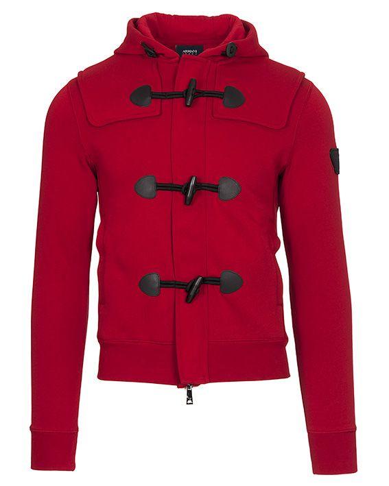 Armani Jeans Cotton Sweatshirt 9769730