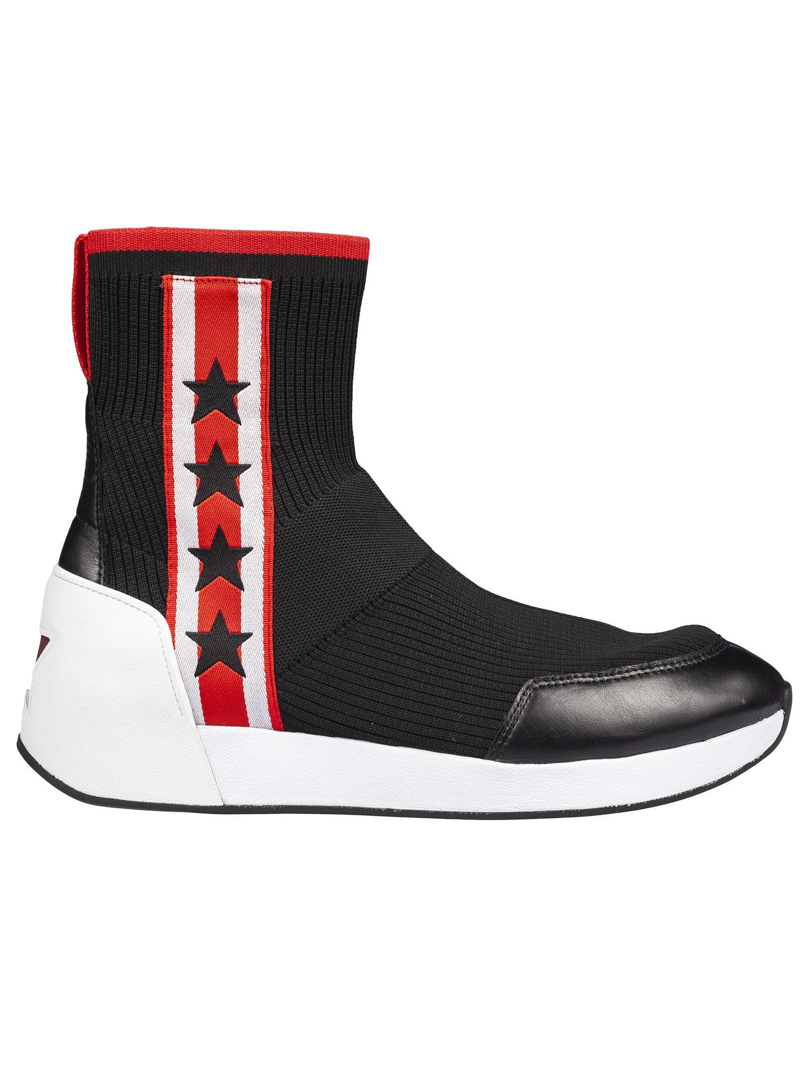 Ash Jump Hi-top Sneakers