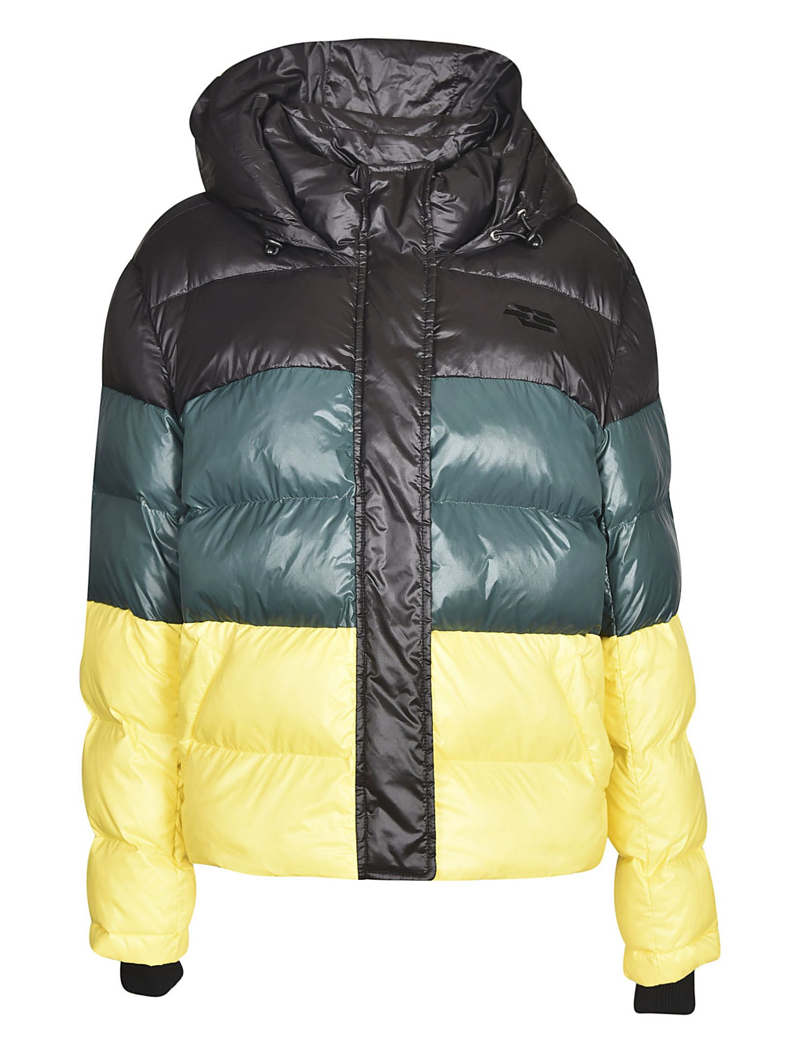 Proenza Schouler Color-block Padded Jacket