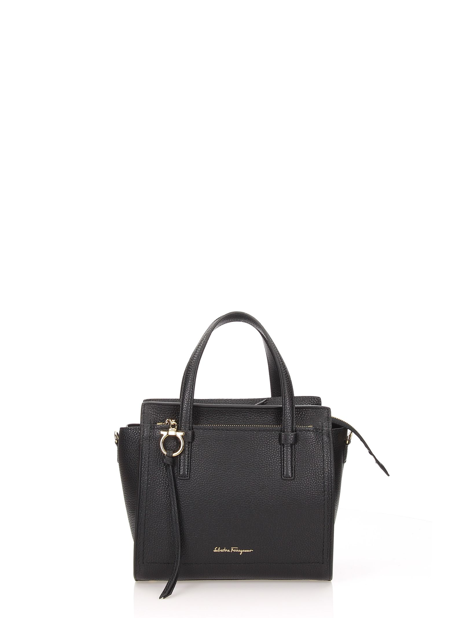 Amy Satchel in Black