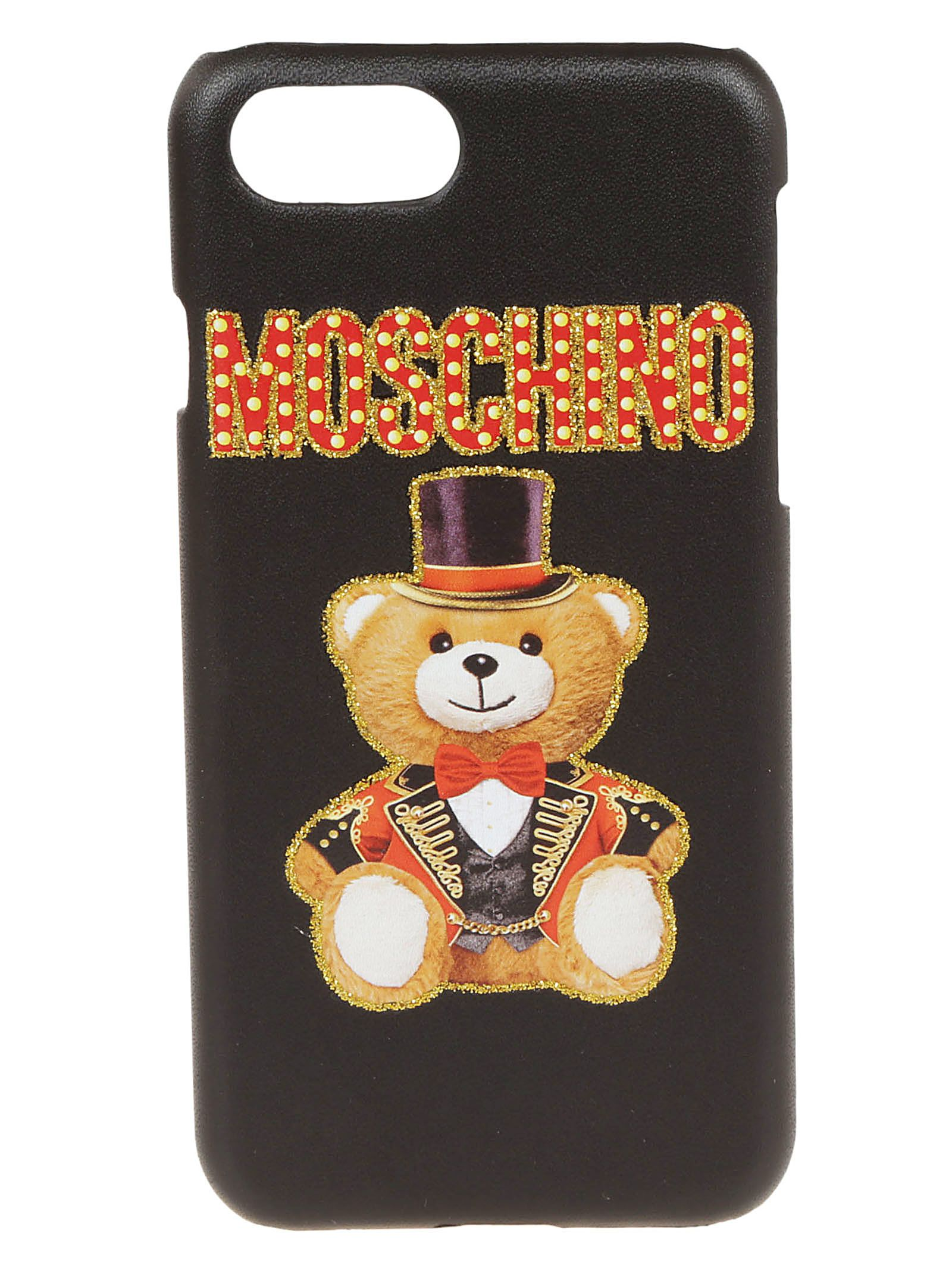 Bear Iphone7 Case in Nero