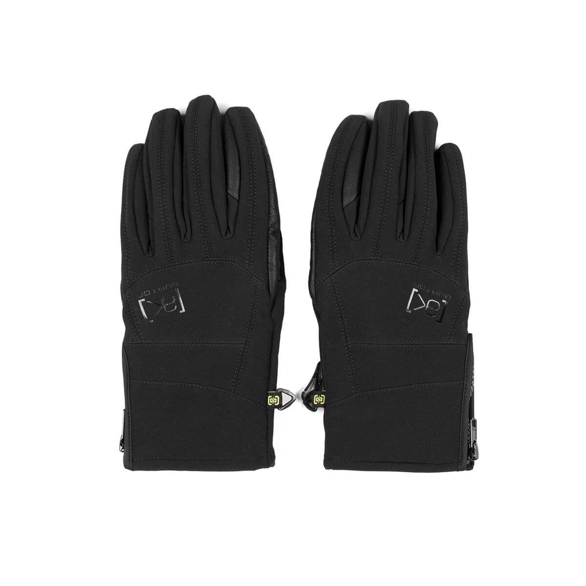 BURTON Tech Gloves in Black
