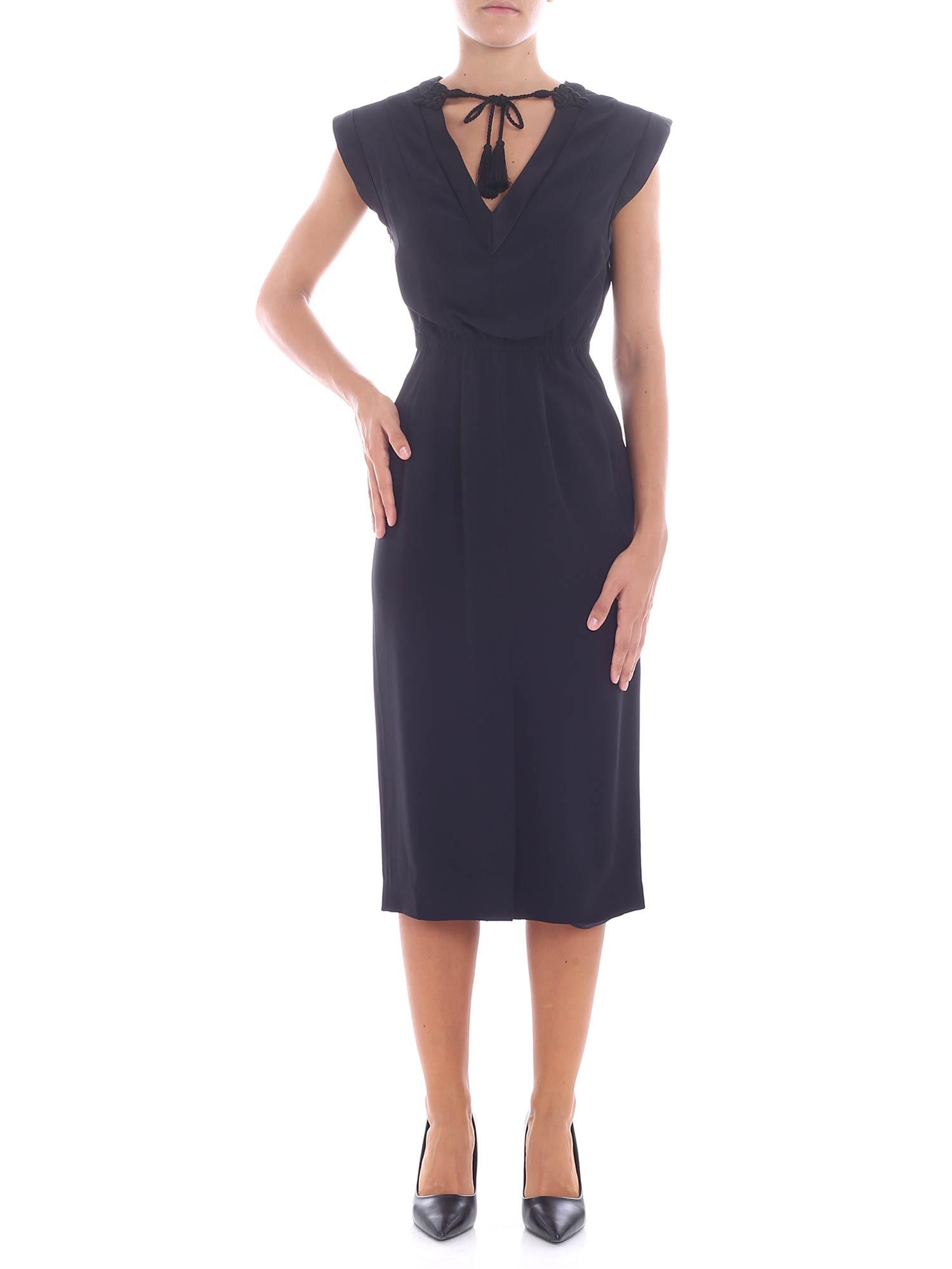 Alberta Ferretti Midi Dress