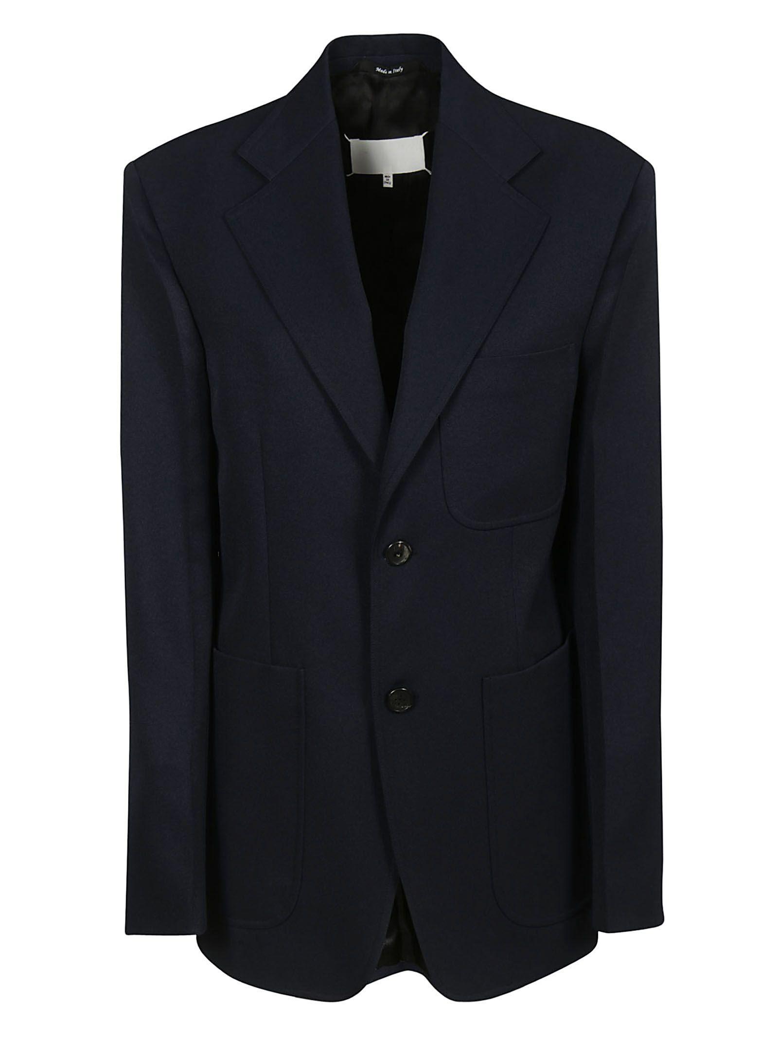 Maison Margiela Single Breasted Two-buttoned Blazer
