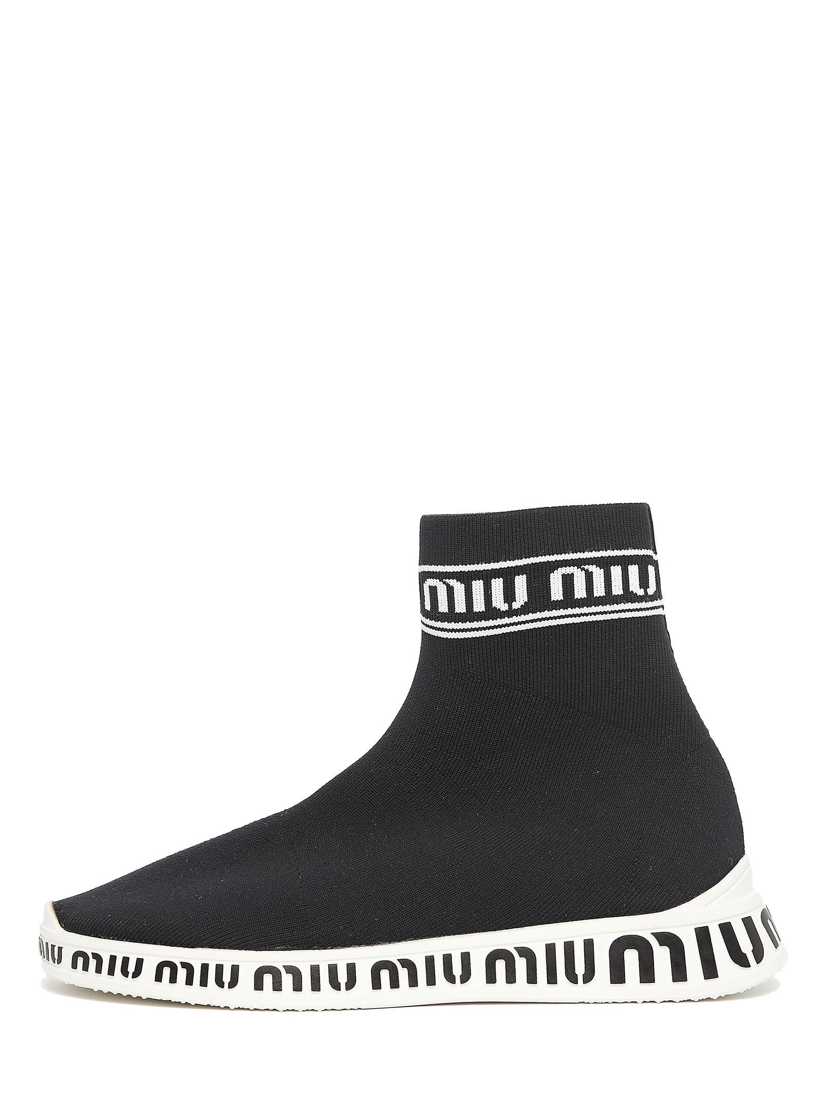 f67bd4a23b9 Miu Miu Shoes - Black ...