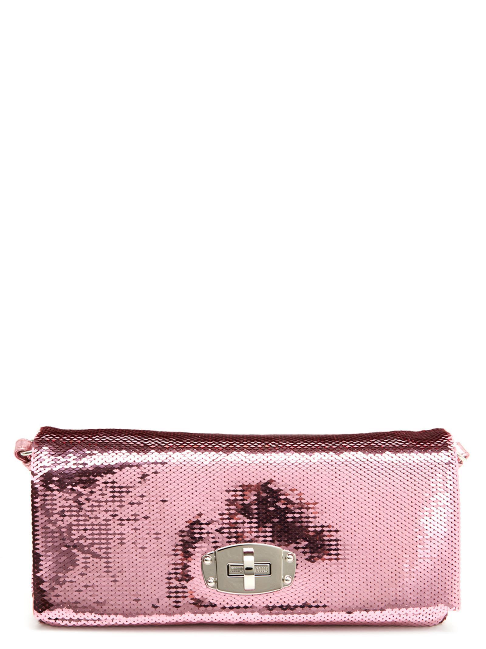 44097bc27d2 Miu Miu Bag - Pink ...