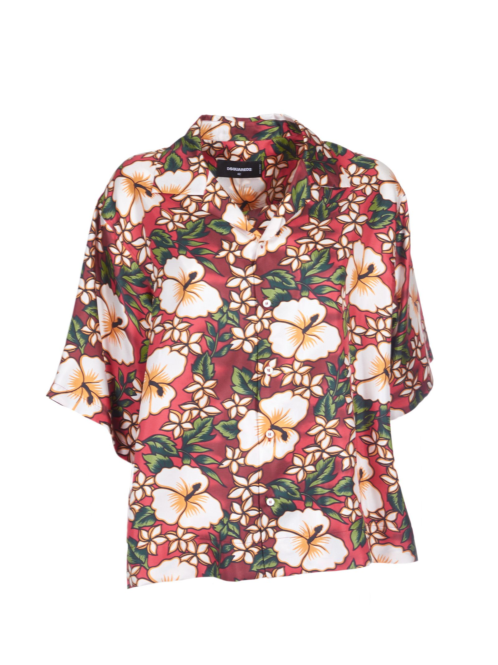 9690a6496 italist | Best price in the market for Dsquared2 Dsquared2 Hawaiian ...