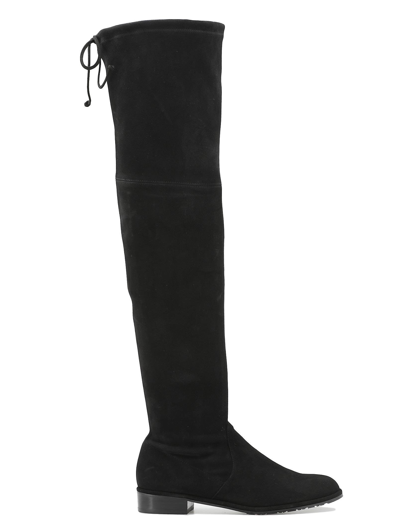 68f552038bf Stuart Weitzman Lowland Skimmer Boot - BLACK ...