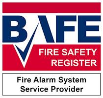 BAFE Fire safety registered