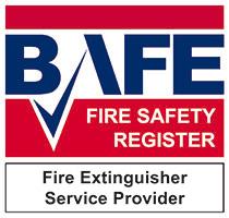 BAFE Fire Extinguisher service provider registered