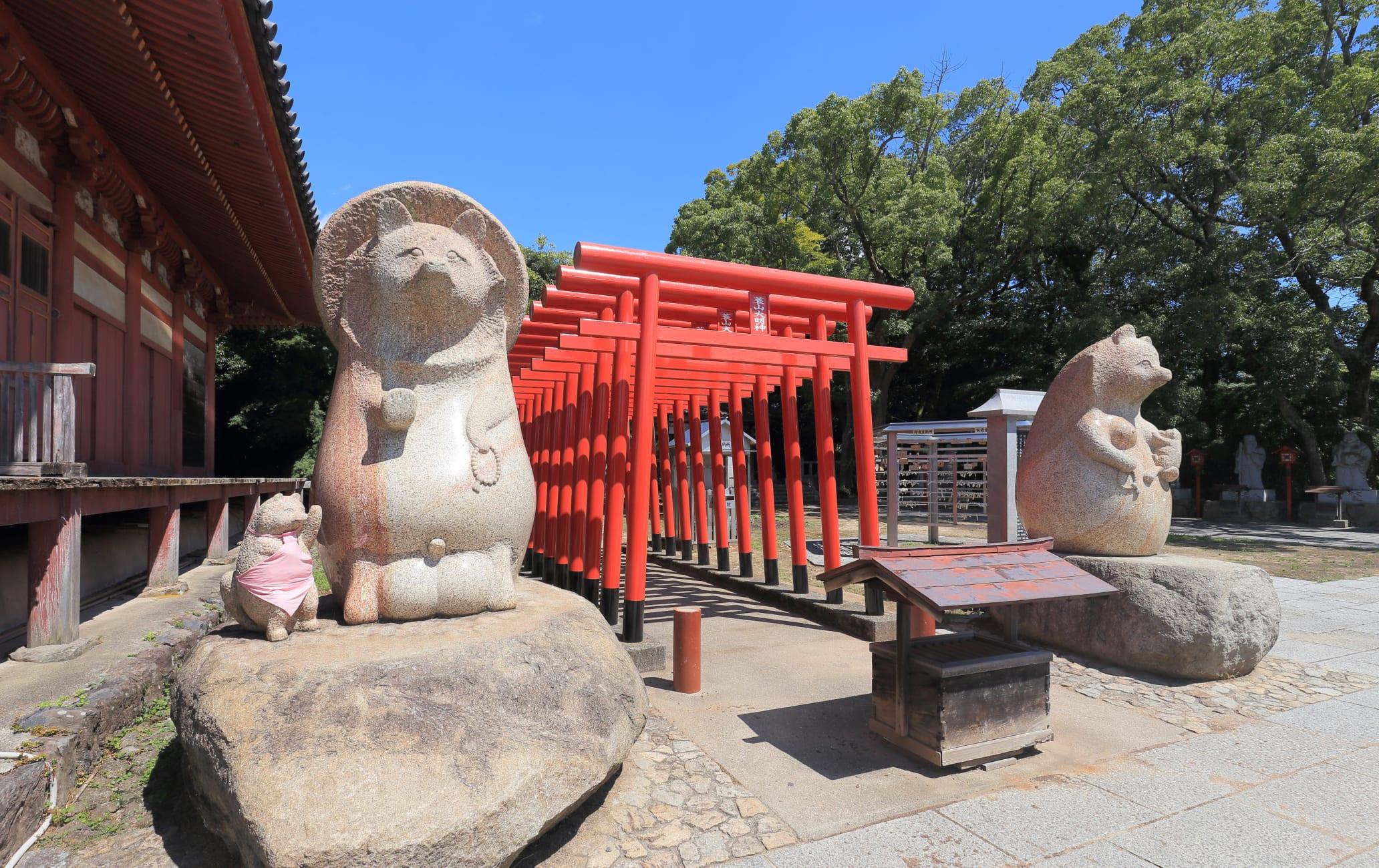 Yashimaji Temple