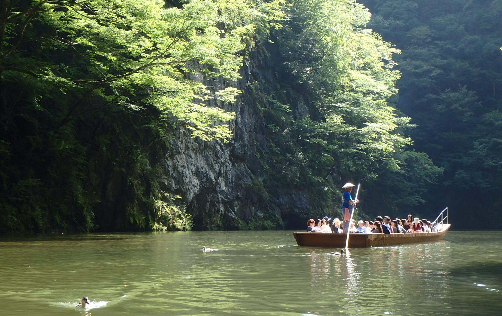 Geibikei Boat Tour